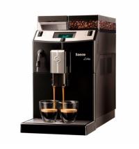 Кофемашина автоматическая Saeco Lirika Black 1850 Вт, черная