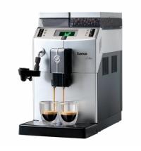 Кофемашина автоматическая Saeco Lirika Silver 1850 Вт, серебристая