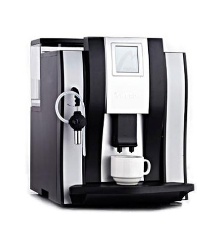 фото: Кофемашина автоматическая Merol ME-710 1250 Вт, черная