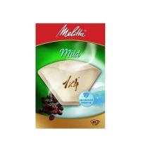 Фильтры для кофеварок Melitta Мild белый 80шт/уп, 1х4см, мягкий