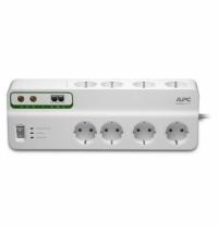 Сетевой фильтр Apc PMF83VT-RS 8 розеток 3м, белый