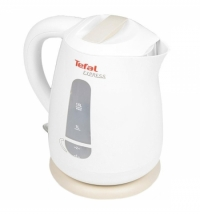 Чайник электрический Tefal KO299 белый 1.5 л, 2200 Вт