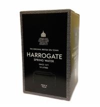 Вода минеральная Harrogate без газа 10л, коробка