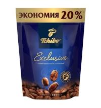 Кофе растворимый Tchibo Exclusive 150г пакет