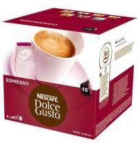 Кофе в капсулах Dolce Gusto Espresso 16шт