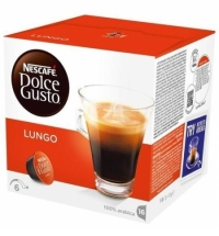 Кофе в капсулах Dolce Gusto Lungo 16шт
