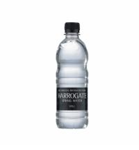 Вода питьевая Harrogate без газа ПЭТ, 500мл