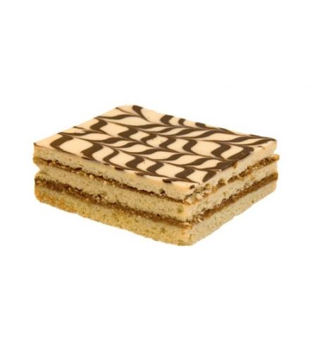 фото: Печенье Русское Печенье Полоска Ромовая 1.5кг