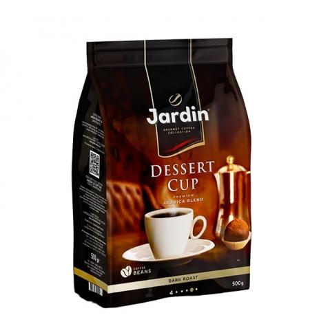 фото: Кофе в зернах Jardin Dessert Cup (Десерт Кап) 500г пачка