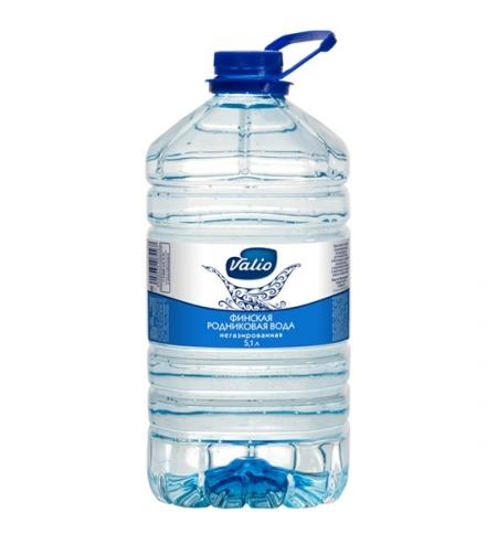 фото: Вода минеральная без газа ПЭТ, 5.1л