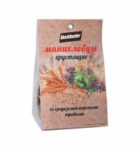 Хлебцы Blockbuster Мини со средиземноморскими травами 100г