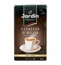 Кофе молотый Jardin Espresso di Milano (Эспрессо ди Милано) 250г пачка