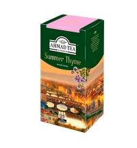 Чай Ahmad Summer Thyme (Летний Чабрец) черный, 25 пакетиков