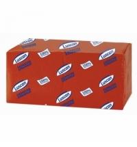 Косметические салфетки Luscan Profi Pack 400шт 24х24см, белые, 1 слой