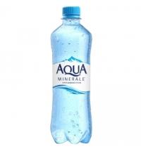 Вода питьевая Aqua Minerale без газа 500мл, ПЭТ