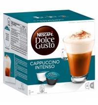 Кофе в капсулах Dolce Gusto Cappuccino Intenso 16шт