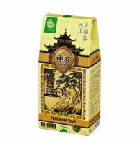 Чай Shennun Мо Ли Мао Фен зеленый с жасмином, 100г