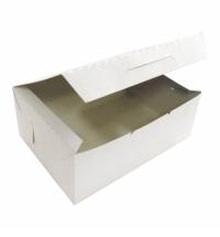 Коробка под выпечку Фабрика Упаковки Fupeco Албус до 1кг 20х14х8см, 200шт