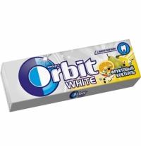 Жевательная резинка Orbit фруктовый 30уп х 10шт