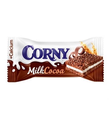 фото: Батончик мюсли Corny Milk с какао 30г