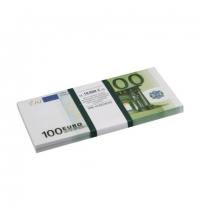 Деньги шуточные Филькина Грамота 100 евро