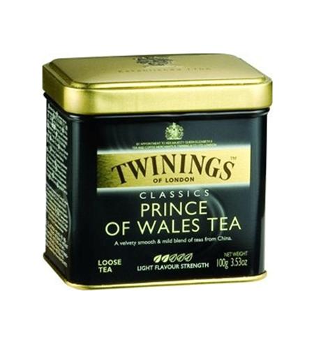 фото: Чай Twinings Prince Of Wales черный, листовой, 100 г