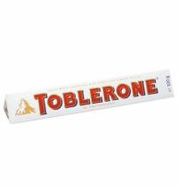 Шоколад Toblerone белый 100г