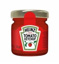 Кетчуп Heinz томатный 34мл х 80шт