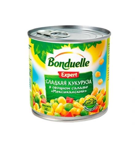 фото: Овощная смесь Bonduelle мексиканская 420г
