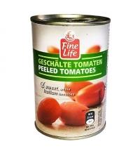 Томаты Fine Life очищенные в томатном соусе 400г