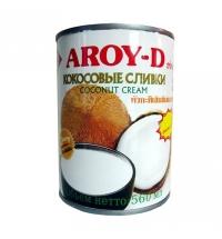 Сливки кокосовые Aroy-D 0,7 560г