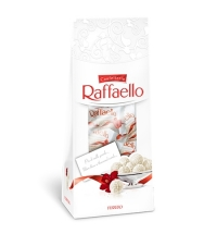 Конфеты Raffaello саккето 80г