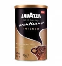 Кофе растворимый Lavazza Prontissimo Intenso 95г ж/б