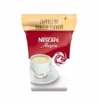 Кофе в зернах Alegria Cappuccino Vanilla 1кг пачка