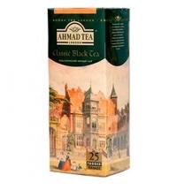 Чай Ahmad Classic Black Tea (Классический Черный Чай) черный, 25 пакетиков