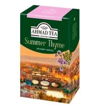 Чай Summer Thyme (Летний Чабрец) черный, листовой, 100г