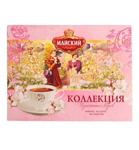 фото: Чай Коллекция изысканных вкусов ассорти, 30 пакетиков