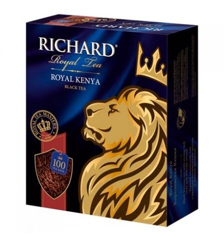 фото: Чай Royal Kenya черный, 100 пакетиков