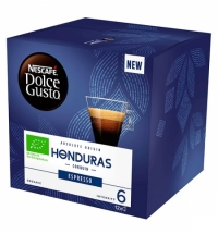 Кофе в капсулах Dolce Gusto Espresso Honduras Corquin 12шт