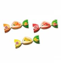 Карамель мини микс апельсин, лимон, грейпфрут 1кг