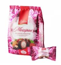 Конфеты фасованные Виваль лесная малина марципановые, 140г