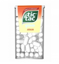 Драже Tic Tac апельсин 49г