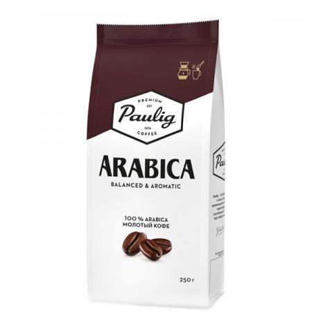 фото: Кофе молотый Paulig Arabica 250г пачка
