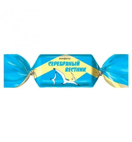 фото: Конфеты фасованные Крупской Серебряный Вестник, 200г