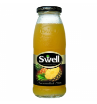 Сок Swell ананас, 250мл., стекло