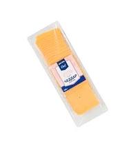 Сыр в нарезке Metro Chef Чеддер красный 50%, 1кг