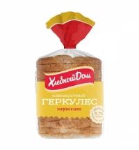 Хлеб Хлебный Дом Геркулес 250г, молочный, в нарезке