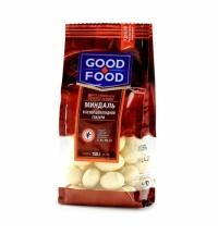 Миндаль Good Food вбелойглазури, 150г