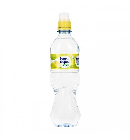 фото: Вода Бонаква с лимоном Вива без газа, 500мл, ПЭТ