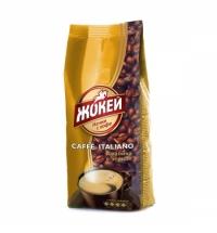 Кофе в зернах Жокей 500г пачка